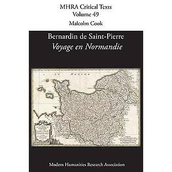 Bernardin de St Pierre Voyage en Normandie by Cook & Malcolm