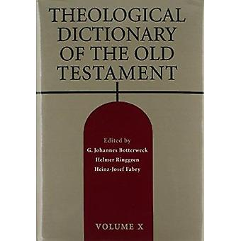 Theological Dictionary of the Old Testament by Douglas W. Stott - G.J