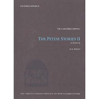 Petese Stories II by Kim Ryholt - 9788763504041 Book