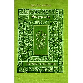 Koren Shalem Siddur with Tabs - Compact - Green by Jonathan Sacks - 9
