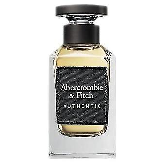 Abercrombie & fitch auténtico hombre eau de toilette spray 100ml