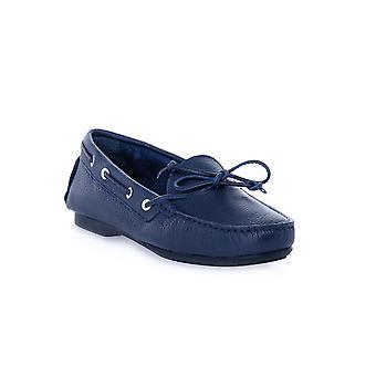Frau brio blue shoes