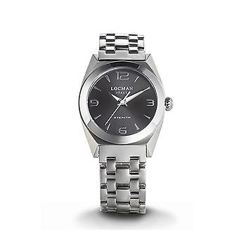 LOCMAN - Wristwatch - Ladies - 0804A07A-00GYNKB0 - STEALTH LADY ONLY TIME QUARTZ