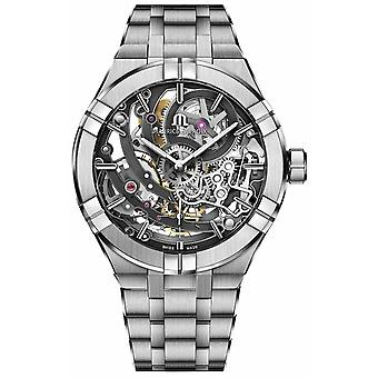 Maurice Lacroix Aikon Manufacture Skeleton Stainless Steel Bracelet AI6028-SS002-030-1 Watch