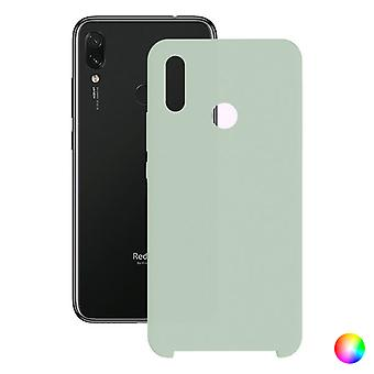 Mobiele cover Xiaomi Note 7 Contact Silk/Black