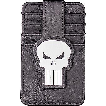 Punisher logo kártyatartó