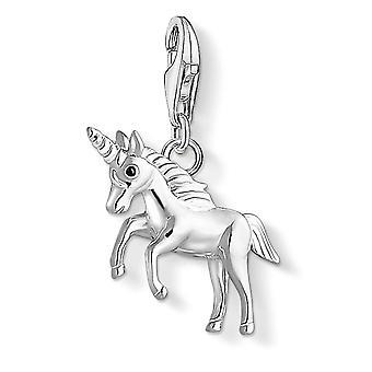 Thomas Sabo Silver Unicorn Charm