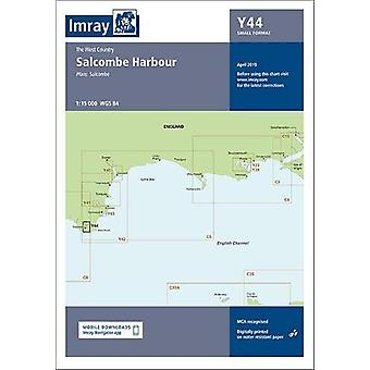 Imray Chart Y44 - Salcombe (Small Format) by Imray - 9781786791238 Book