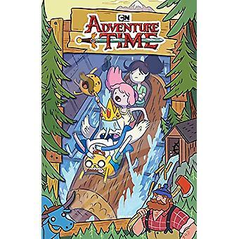 Adventure Time Bind 16 af Pendleton Ward - 9781785868399 Bog