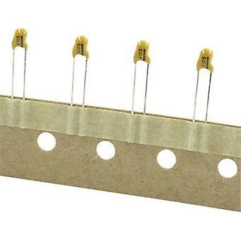 TANCAP CA42-225M035AA Tantalum capacitor THT 2.5 mm 2.2 µF 35 V 20 % (W x H) 4.8 mm x 14 mm 1 pc(s)