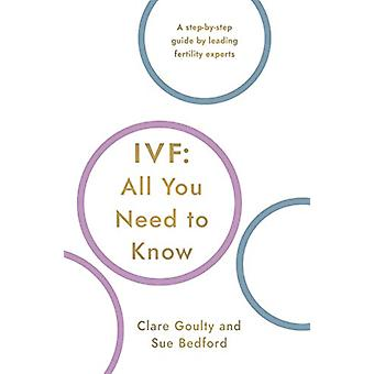 IVF - All You Need To Know by Susan Bedford - 9781786069474 Book
