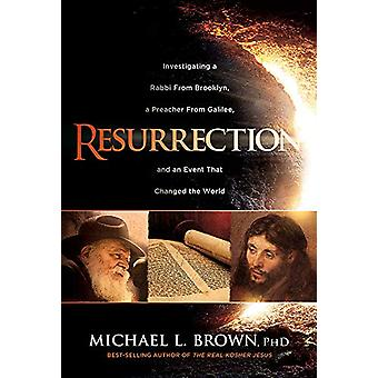 Resurrection by Michael L. Brown - 9781629996929 Book