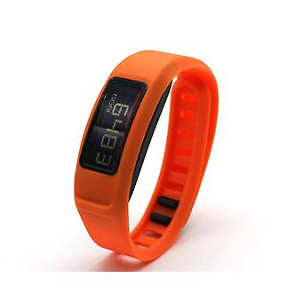 Replacement Wristband Bracelet Band Strap for Garmin Vivofit 2[Large,Orange] BUY 2 GET 1 FREE Supplier 18