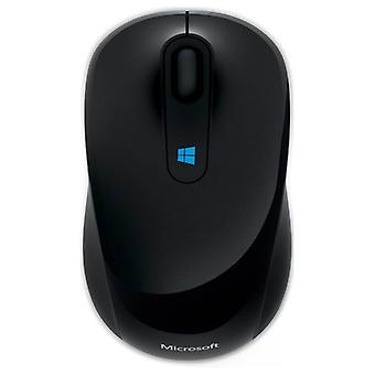 Microsoft Mobile USB Optical Mouse Black