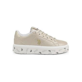U.S. Polo Assn. - Shoes - Sneakers - LUCY4119S0_Y1_LIGO - Ladies - wheat - EU 40