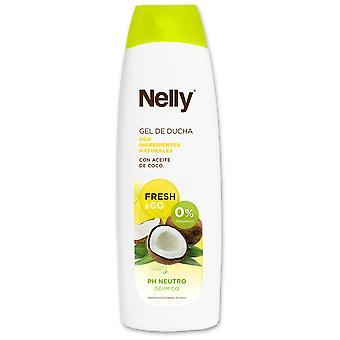 Nelly Coconut oil body gel 600 ml