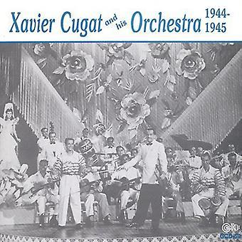 Xavier Cugat - 1944-45 [CD] Importación de EE. UU.