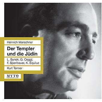 Marschner / Synek - Der Templer Und Die Judin [CD] USA import