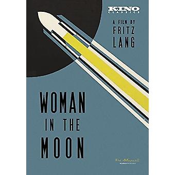 Woman in the Moon [DVD] USA import