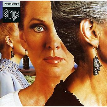 Styx - Pieces Of Eight [CD] USA importieren
