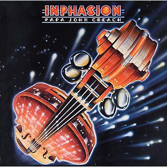 Papa John Creach - Inphasion [CD] USA import