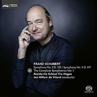 Complete Symphonies 1 [SACD] USA import