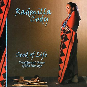 Radmilla Cody - Seed of Life [CD] Usa import