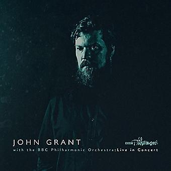 Grant, John / BBC Philharmonic Orchestra - Live in Concert [Vinyl] USA import