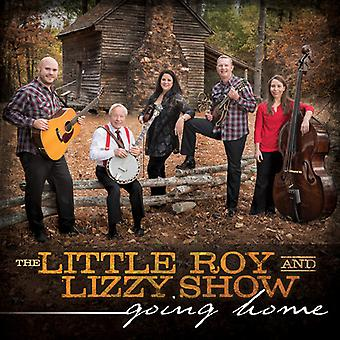 Little Roy & Lizzy Show - Going Home [CD] USA import