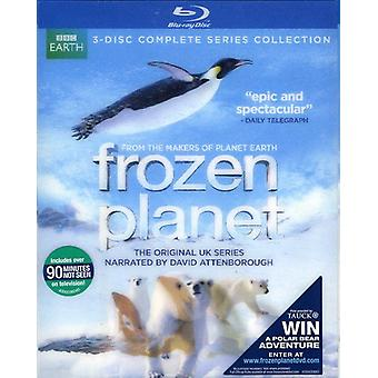 Frozen Planet [BLU-RAY] USA import