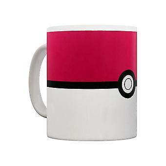 Pokémon, Mugg - Pokéball