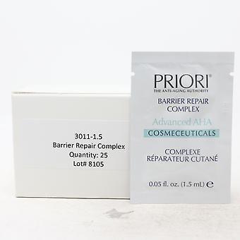 Priori Barrier Repair Complex Pack Of 25  / New