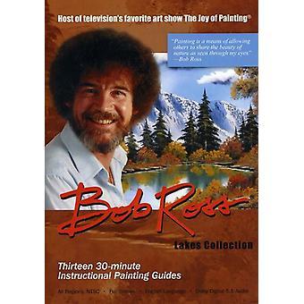 Bob Ross - Joy of Painting Series: Seen [DVD] USA importieren