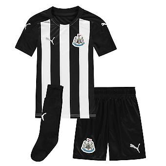 Puma Kids Newcastle United Home Mini Kit 2020 2021 Fußball Training