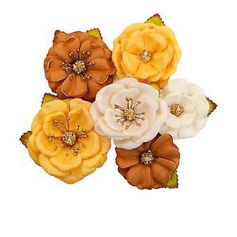 Prima Marketing Automne Coucher du soleil Fleurs Coucher de soleil d'automne