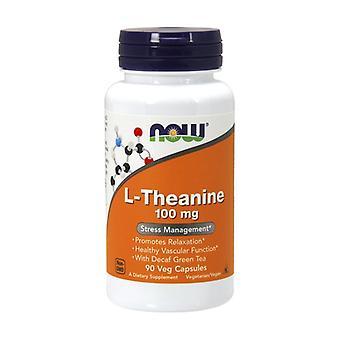 L-Theanine 90 capsules