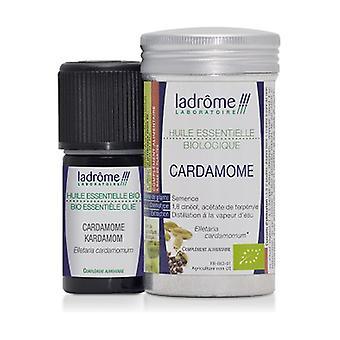 Organic Cardamom essential oil 5 ml of essential oil