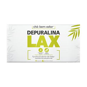 Depuralina Lax Tea 25 units