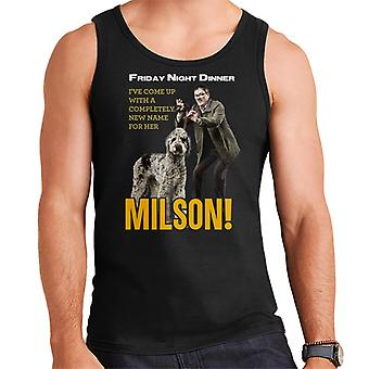 Friday Night Dinner Naming Milson Men's Vest