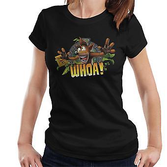 Crash Bandicoot Whoa Women's T-Shirt