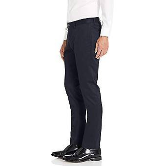 Brand - Buttoned Down Men's Skinny Fit Non-Iron Dress Chino Pant, Navy...