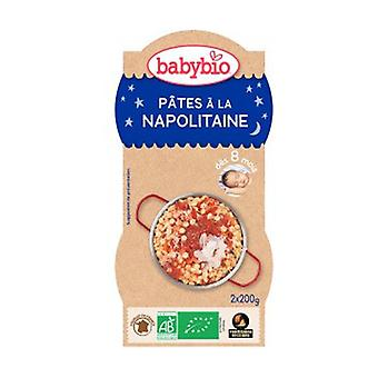 Good Night Organic Napolitan Pasta (from 8 months) 2 units of 200g