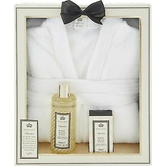 Style & Grace Signature Pamper Me Robe Gift Set 3 Pieces