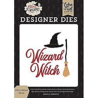 Echo Park Hexe & Wizard Dies