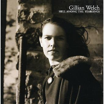 Gillian Welch - Hell Among the Yearlings [CD] USA import