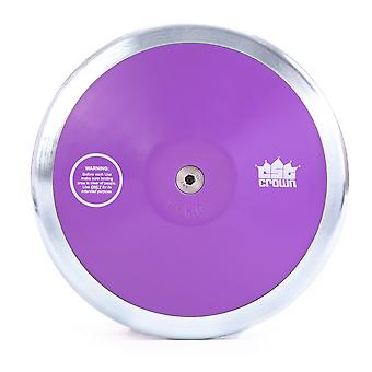 High Spin Discus, 80% Rim Weight, 1kg