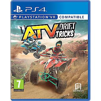 ATV Drift and Tricks PS4 Game - VR Compatible