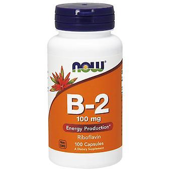 Ora Alimenti, B-2, 100 mg, 100 Capsule