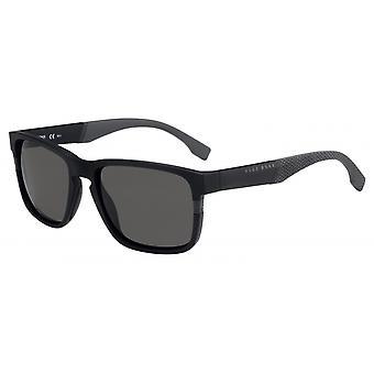 משקפי שמש גברים 0916/S1X1/ללא בגדי ריקוד גברים שחור/עשן