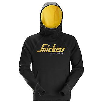Snickers Unisex Adults Logo Hoodie